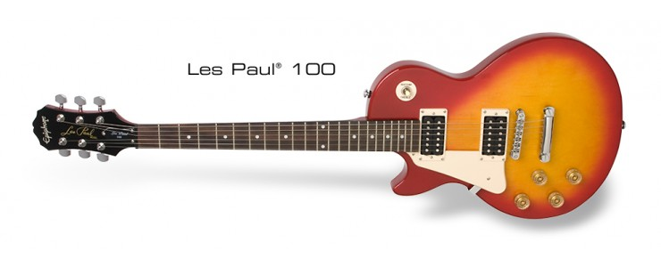 Les Paul 100 Left Hand