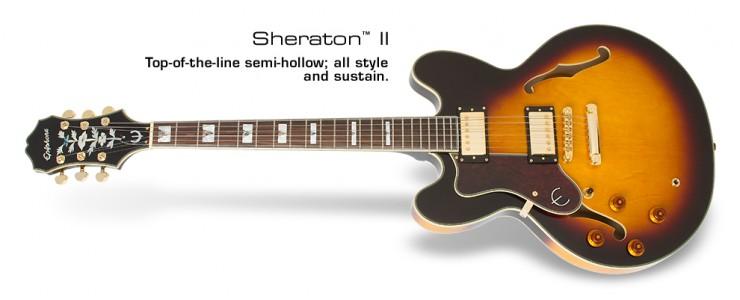 Sheraton II Left Hand