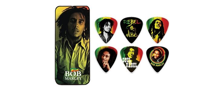 BOB-PT01M Bob Marley Rasta Series