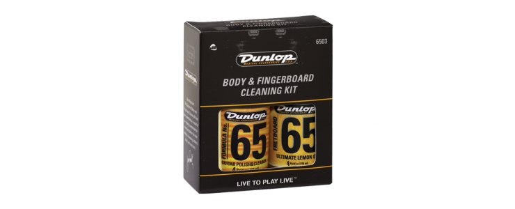 6503 Body and Fingerboard Cleaning Kit
