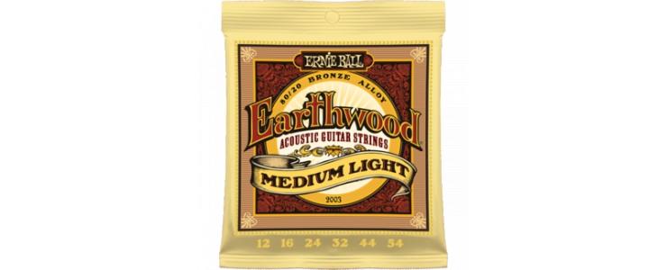 2003 (12-54) Earthwood Medium Light