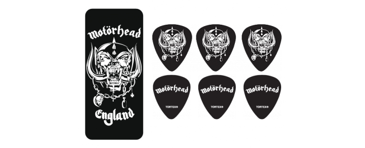 MHPT01 Motörhead Warpig Picks