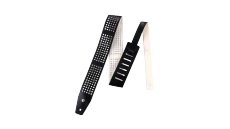 "BMF07BK  2.5"" Square Perforations Strap"