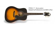 PRO-1™ Acoustic Guitar