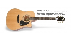 PRO-1 Ultra Acoustic/Elrctric