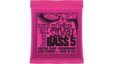 2824 Super Slinky 5-String Bass