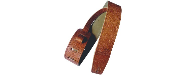 "ASGG-SL - 2.5"" Saddle Leather Strap"