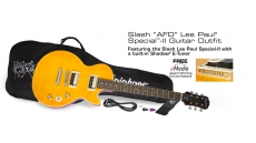 "Slash ""AFD"" Les Paul Special Special-II Outfit Pack"