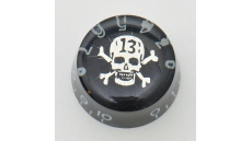 "KB15T Speed Knob ""Skull"""