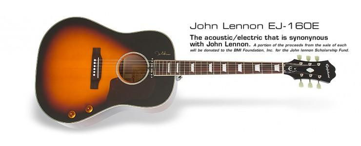 John Lennon EJ-160E