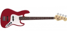 Fender Affinity Jazz Bass®, Rosewood Fingerboard, Metallic Red