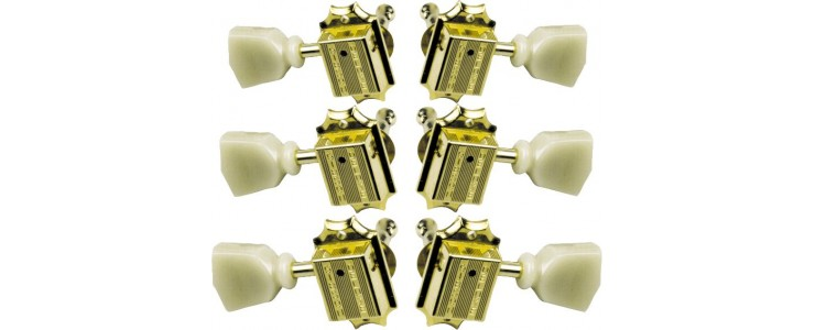 PMMH-020 Vintage Gold Machine Heads
