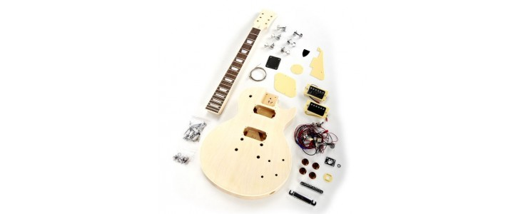 Electric Guitar Kit LP-Style