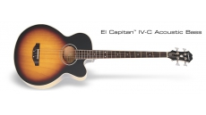 El Capitan-4C™ Acoustic Bass