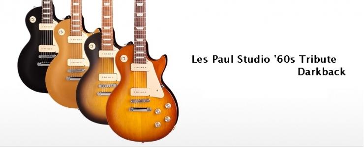 Les Paul Studio '60s Tribute Darkback