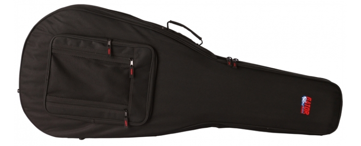 GL-JUMBO Jumbo Acoustic Guitar Lightweight Case