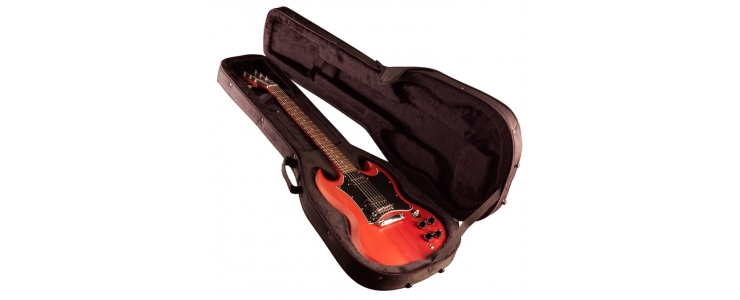 GL-SG Guitar Lightweight Case - облегченный кофр для электрогитары SG
