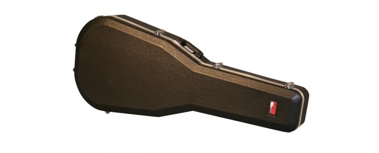 GC-JUMBO Jumbo Acoustic Guitar Case