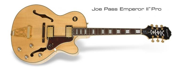 Joe Pass Emperor II PRO