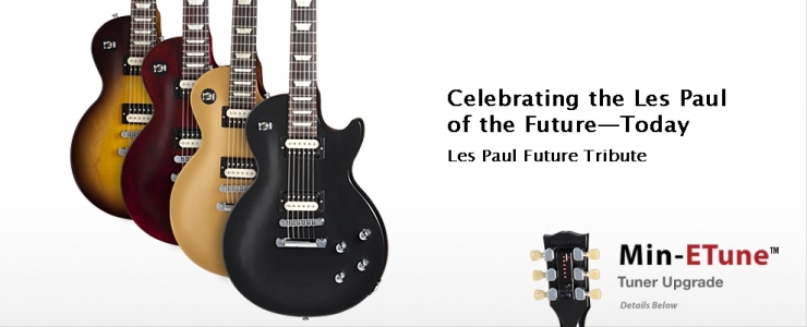 Les Paul Future Tribute Min-ETune™