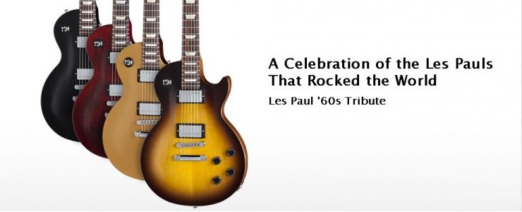 Les Paul '60s Tribute