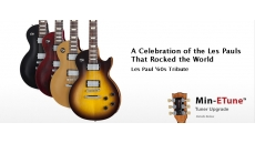 Les Paul '60s Tribute Min-ETune™