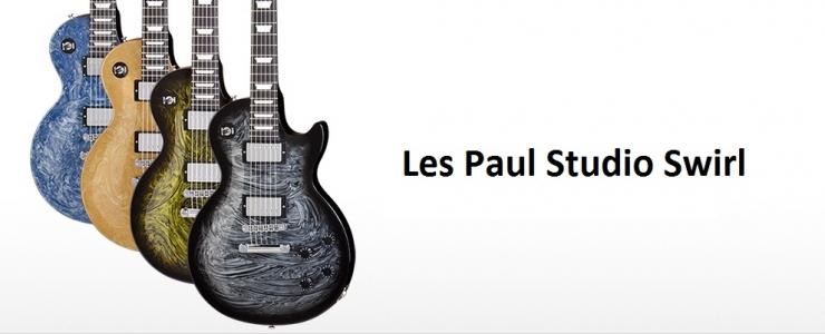 Les Paul Studio Swirl