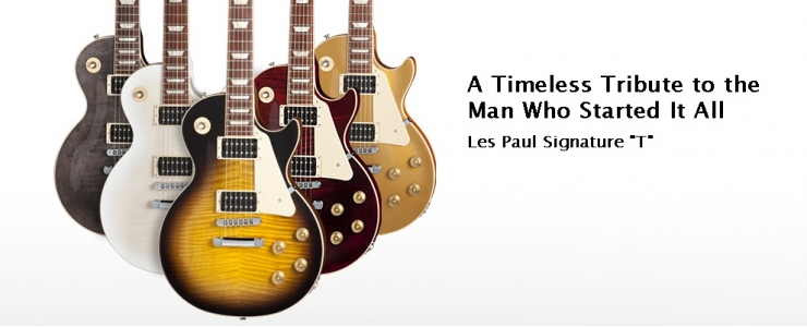 "Les Paul Signature ""T"""