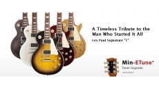 "Les Paul Signature ""T"" Min-ETune™"