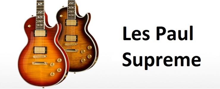 Les Paul Supreme