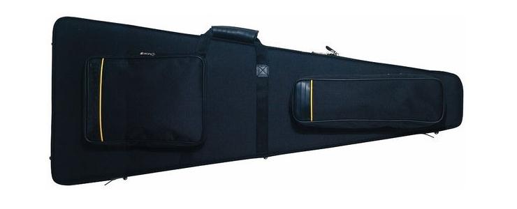 RC 20918B Flying V Soft Light Case