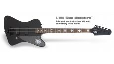 Nikki Sixx Blackbird