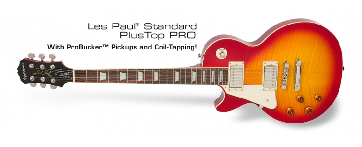 Les Paul Standard Plus Pro Left Hand