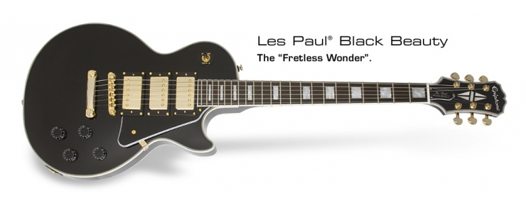 Les Paul Black Beauty 3