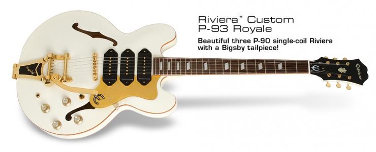 Riviera Custom P93 Royale