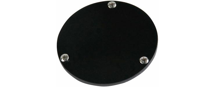 PRSP-010 Switchplate Black