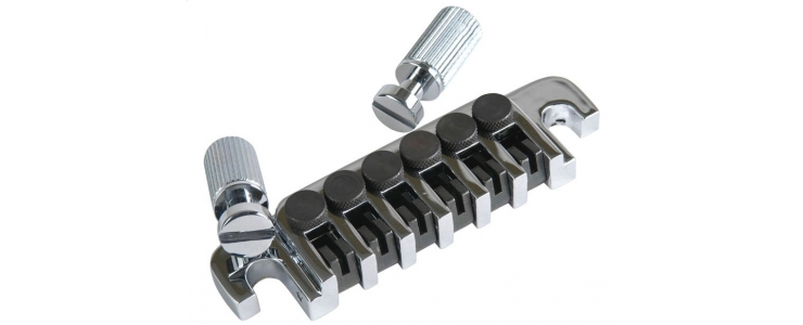 PTTP-030 TP-6 Stopbar/Tailpiece Chrome