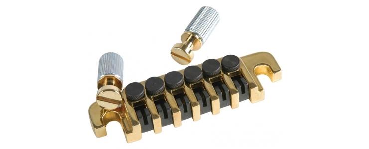 PTTP-040 TP-6 Stop Bar/Tailpiece Gold