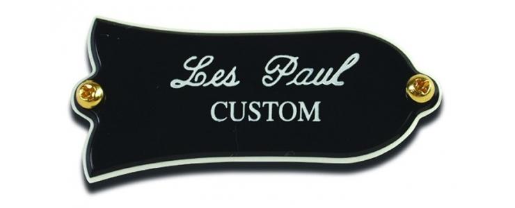 PRTR-020 Truss Rod Cover Les Paul Custom