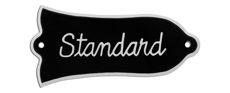 PRTR-030 Truss Rod Cover Les Paul Standard