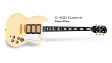 G-400 Custom Antique Ivory