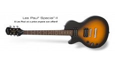 Les Paul Special II Left Hand