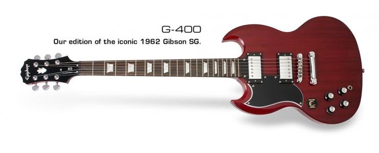 G 400 Left Hand