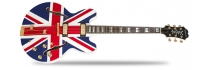 "Ltd Edition ""Union Jack"" Sheraton"
