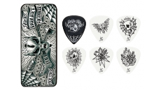 JPH01T088 James Hetfield Signature Picks