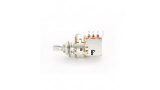 PPAT-520 Audio Taper Potentiometer Push Pull/Short Shaft