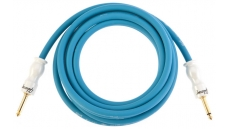 Instrument Cable Blue 3m