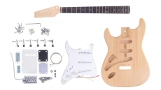 Electric Guitar Kit ST-Style LH