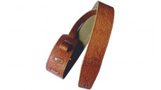 "2.5"" Saddle Leather Strap"