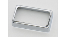 PNS4C German Silver Cover for Humbucker